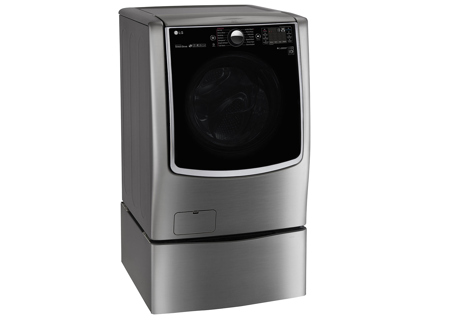 LG SmartthinQ washer
