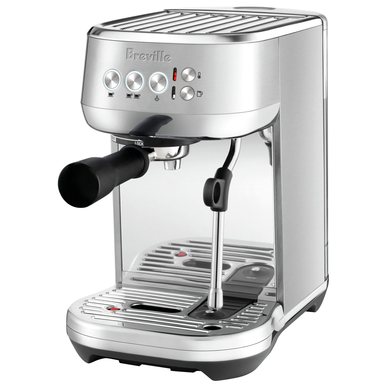 12 days of christmas - breville bambino plus manual expresso machine