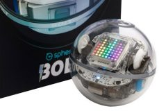 Sphero Bolt robot ball STEM toy