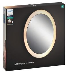 Philips LED Mirror prize in Philips hue lights contest at Best Buy