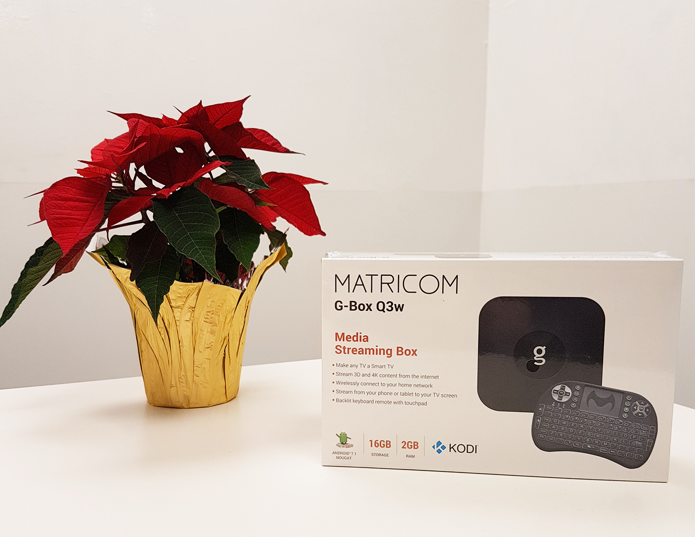 Enter this contest for a chance to win a Matricom Android G