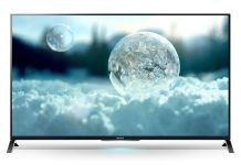 A photo of a Sony 4K TV
