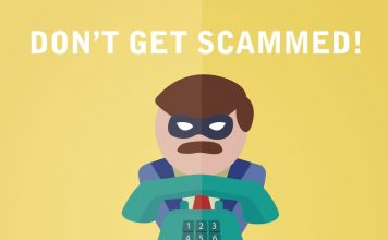 How to avoid internet and phone scammers