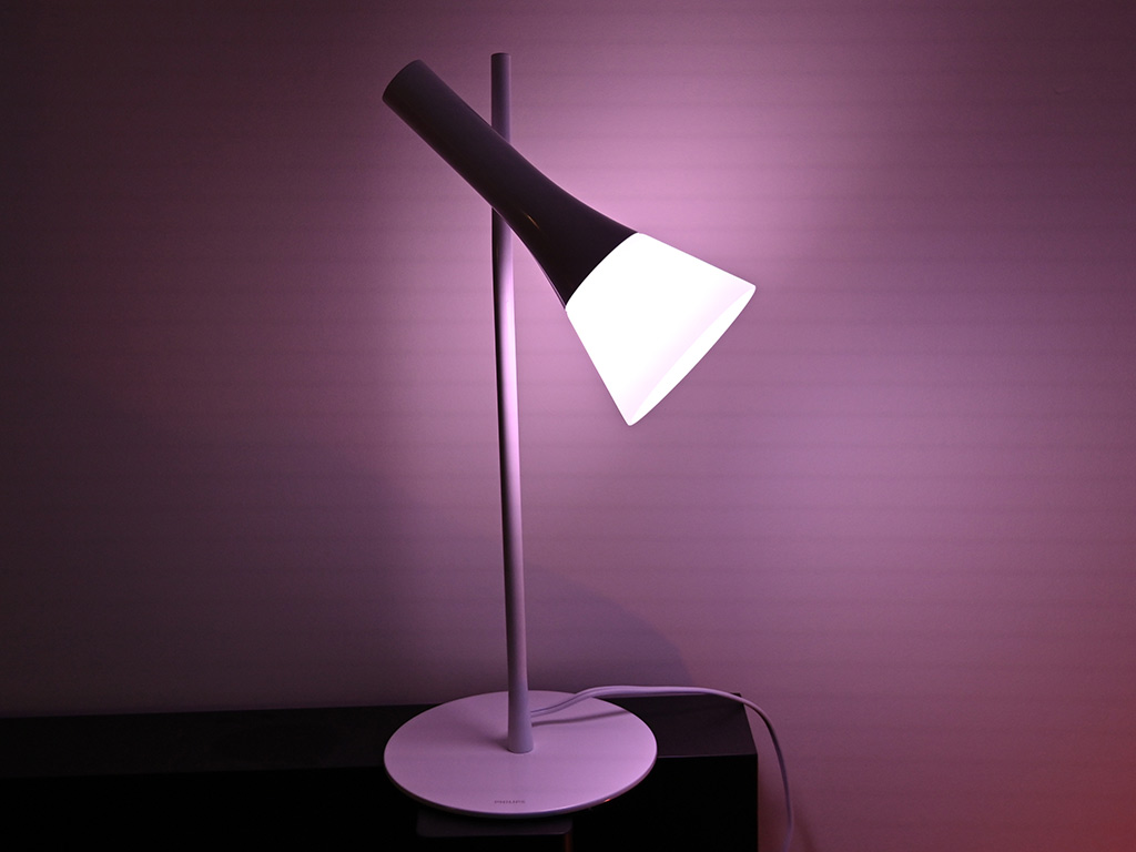 Philips Lampen Hue : Philips hue ascend smart table light review best buy