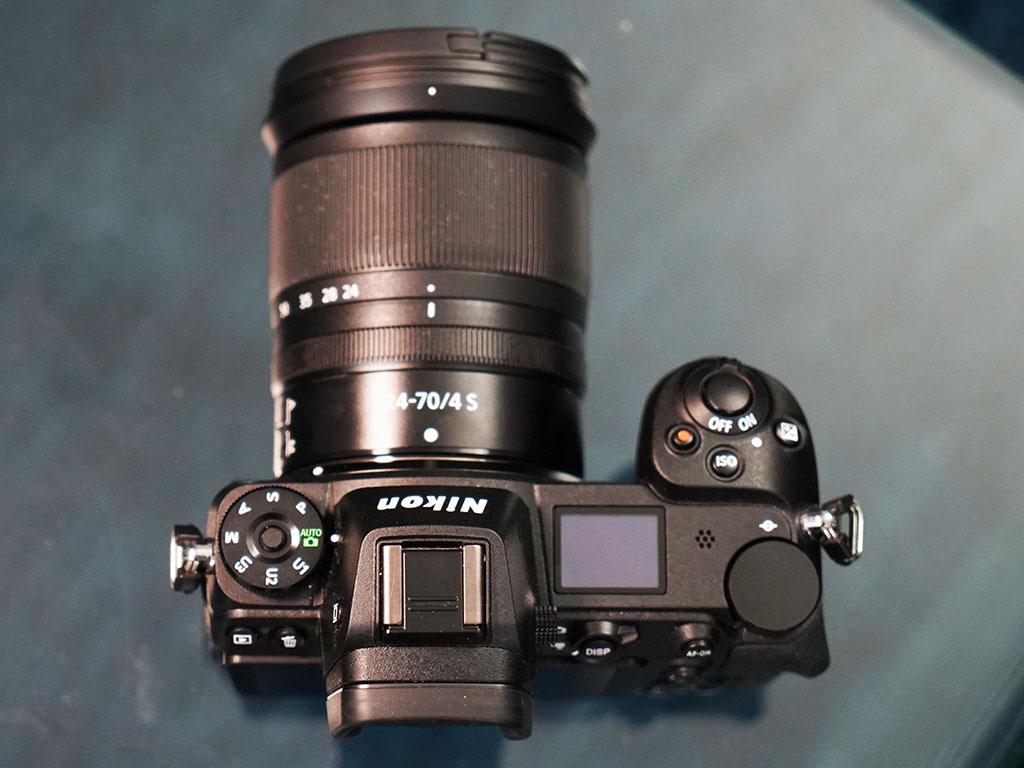 Z7 de Nikon