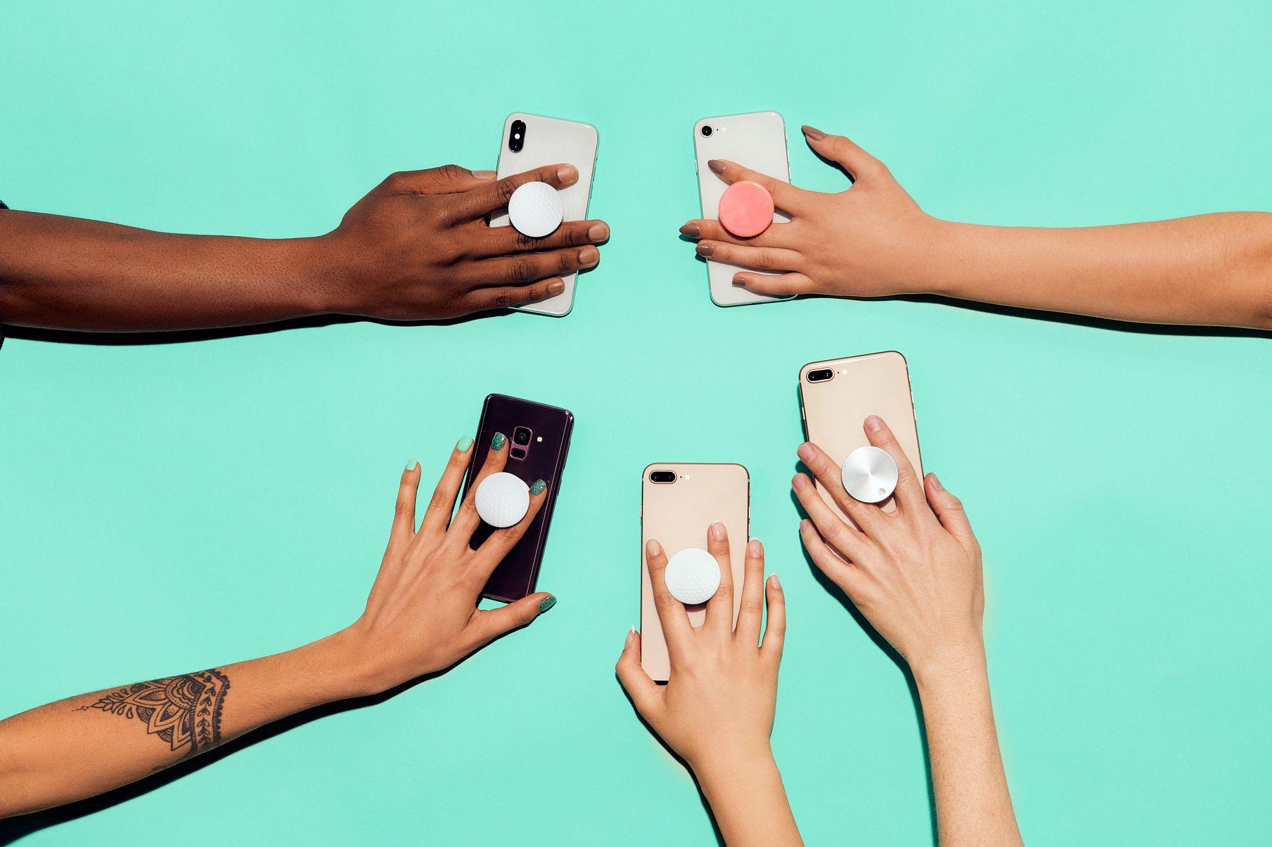 phone accessories pop sockets