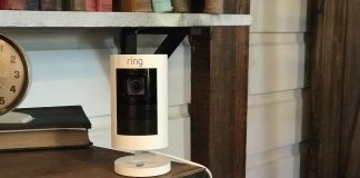 Ring stick up cam wired review