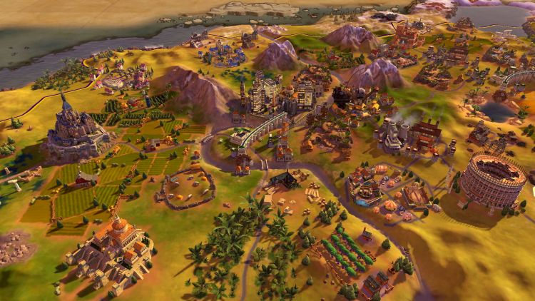 Sid Meier's Civilization VI on Nintendo Switch review | Best