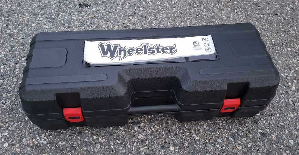 Wheelster Hoverboard - case