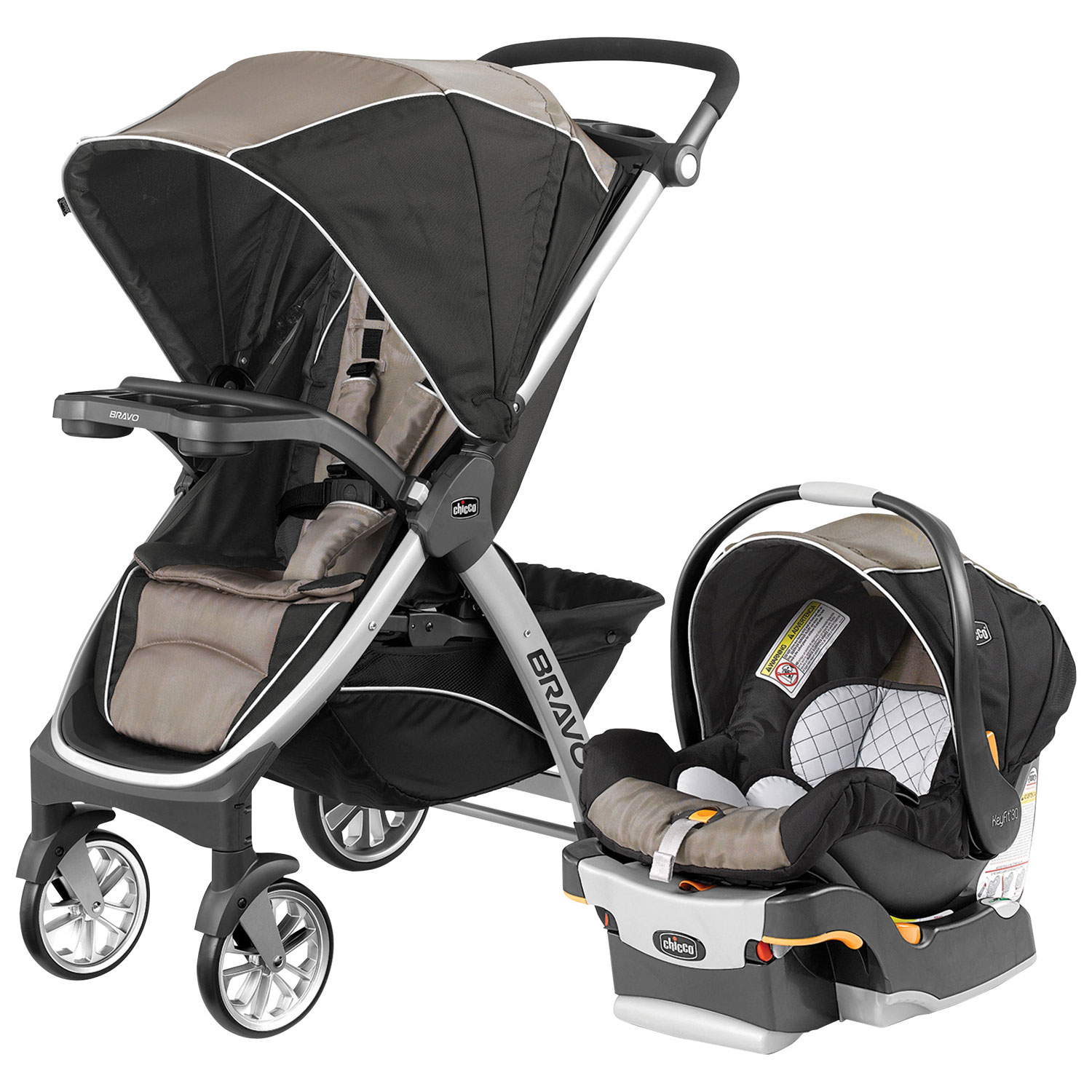 stroller buying guide - chicco bravo travel system