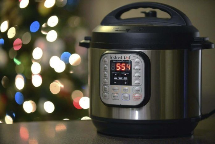 Instant Pot for Christmas