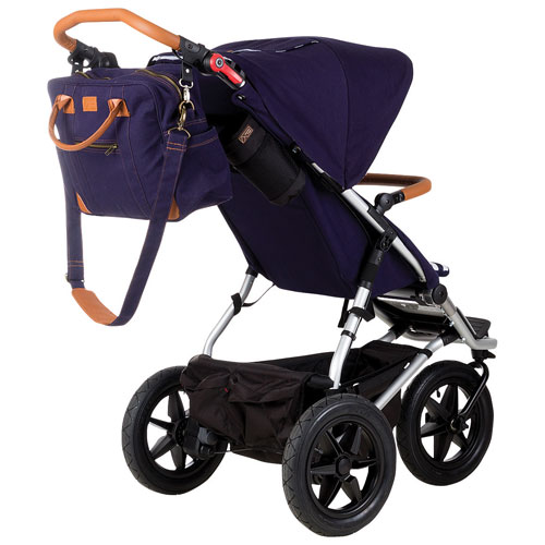 stroller buying guide - mountain buggy attach bag
