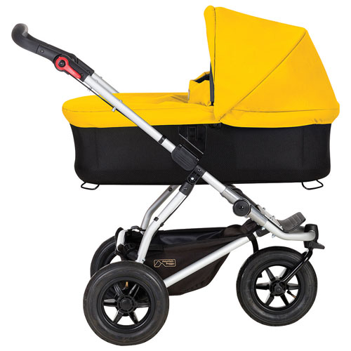 stroller buying guide - mountain buggy bassinet stroller