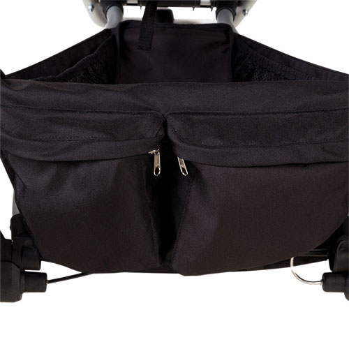 stroller buying guide - mountain buggy storage bag