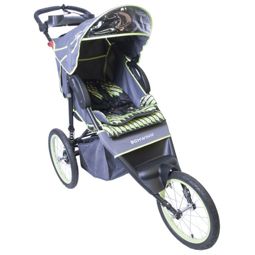 stroller buying guide - schwinn jogging stroller