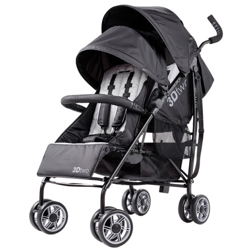 stroller buying guide - summer infant stadium double stroller