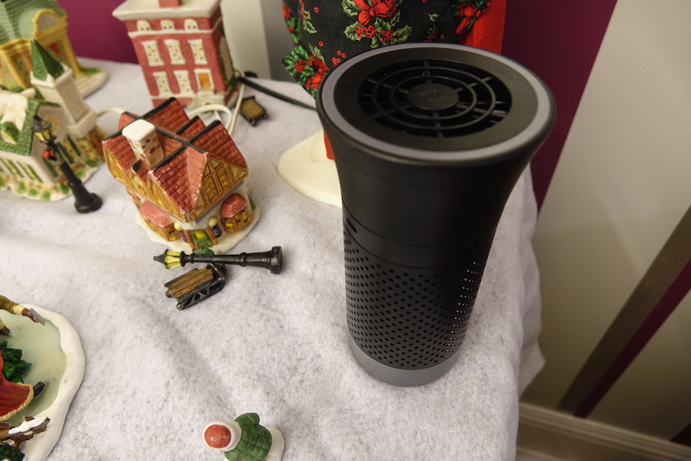 wynd essential air purifier review - wynd essential smart air purifier upright