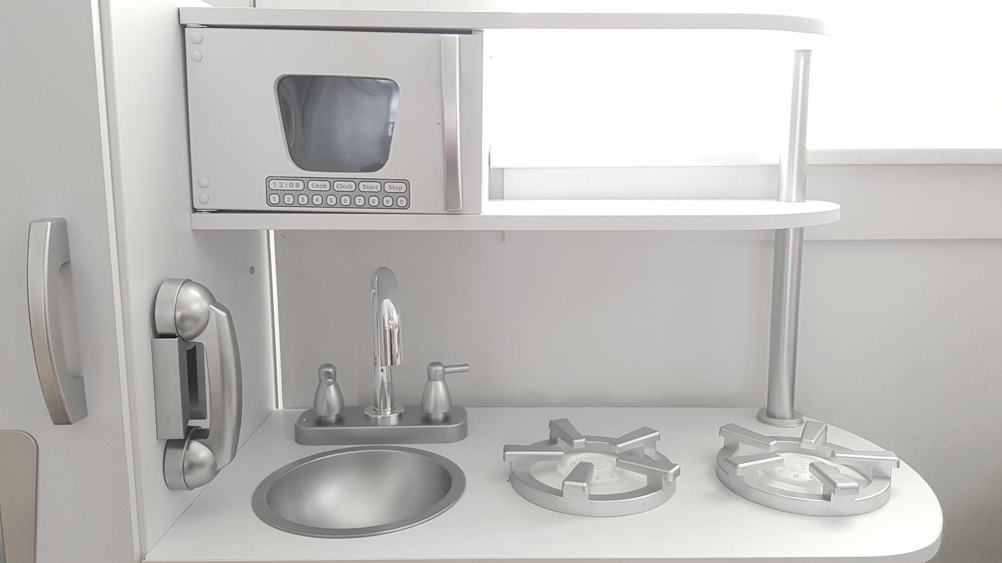 cuisine-jouet rétro de KidKraft