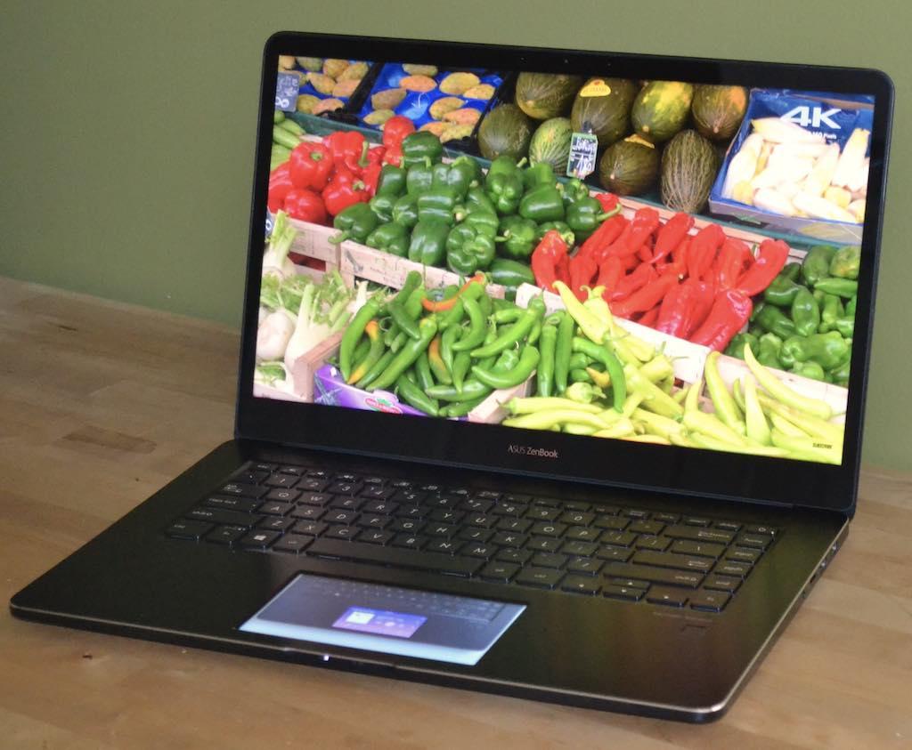 ZenBook Pro d'asus