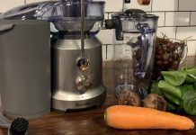 Breville The Juice Fountain Cold Review