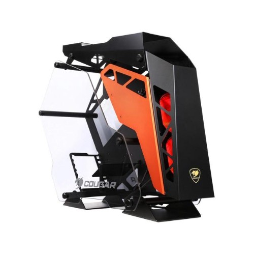 A photo of the CONQUER PC Gaming Case
