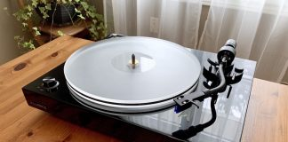 Fluance RT85 turntable review