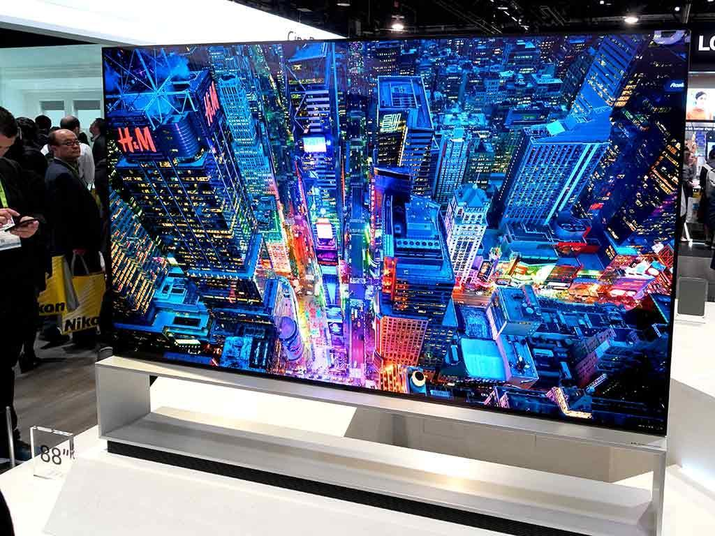 From a rollable OLED TV to Home Brew, here's the LG CES 2019 Roundup