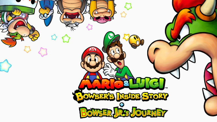 Mario & Luigi Bowser's Inside Story + Bowser Jr 's Journey review