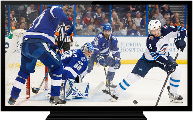 NHL Smart TV Image