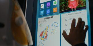 Samsung Family Hub CES 2019 copy