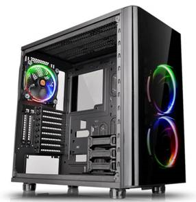 A photo of the Thermaltake View 31 Tower Case