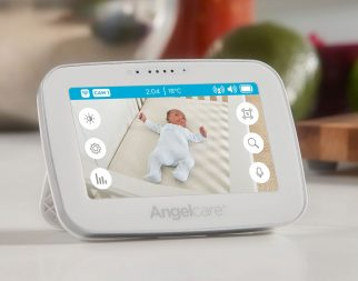 Angelcare Baby Breathing & Video Baby Monitor
