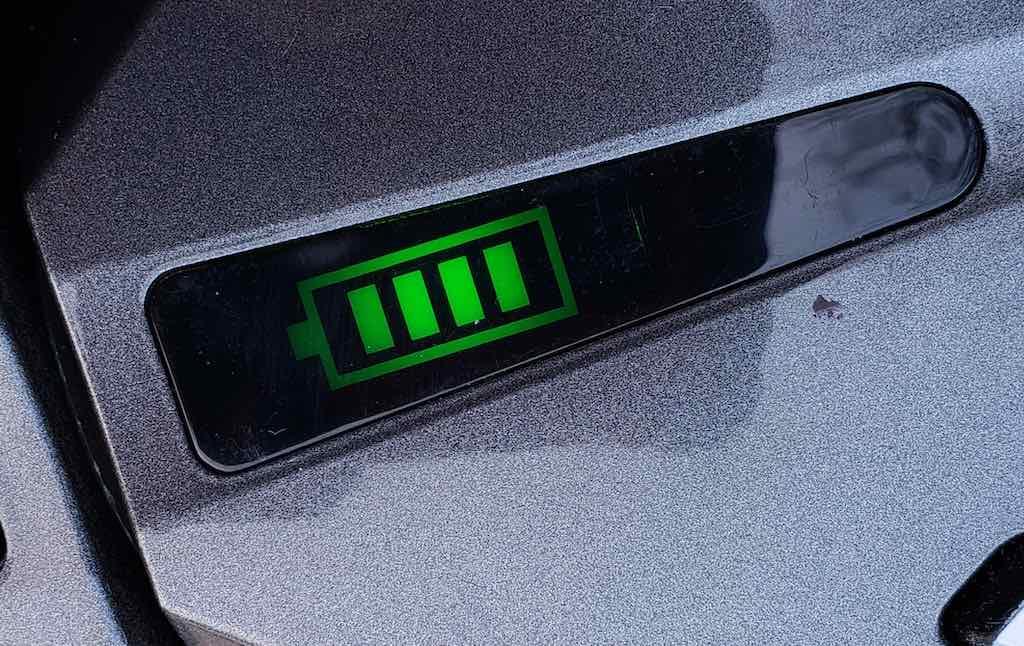 planche gyroscopique XPRIT - indicateur de charge