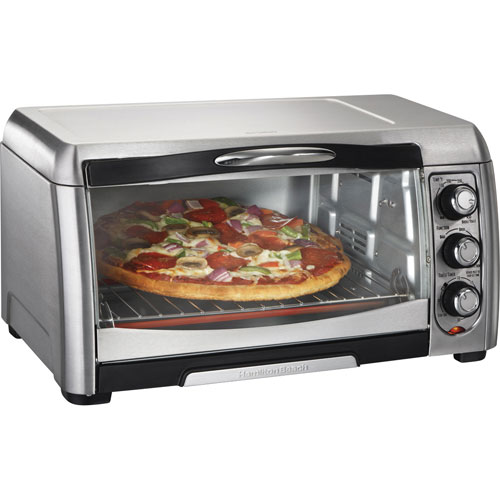 valentine's day - hamilton beach convection toaster oven