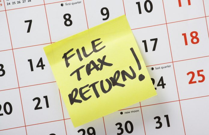 netfiling tax return canada