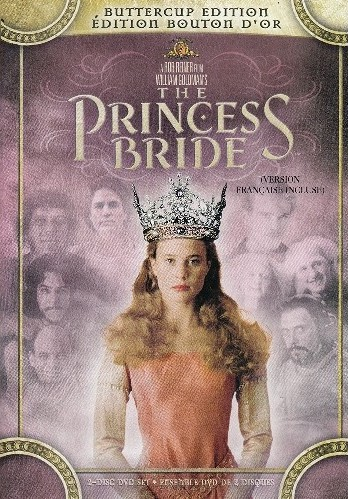 valentine's day - the princess bride dvd