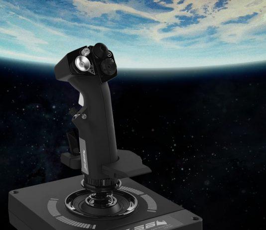 simulator pc joystick