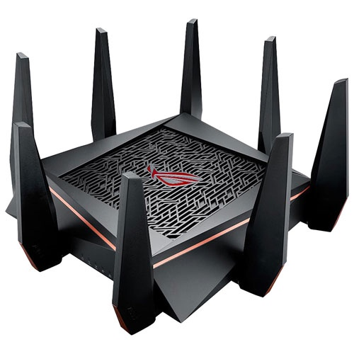 improve your PC gaming with a gaming router