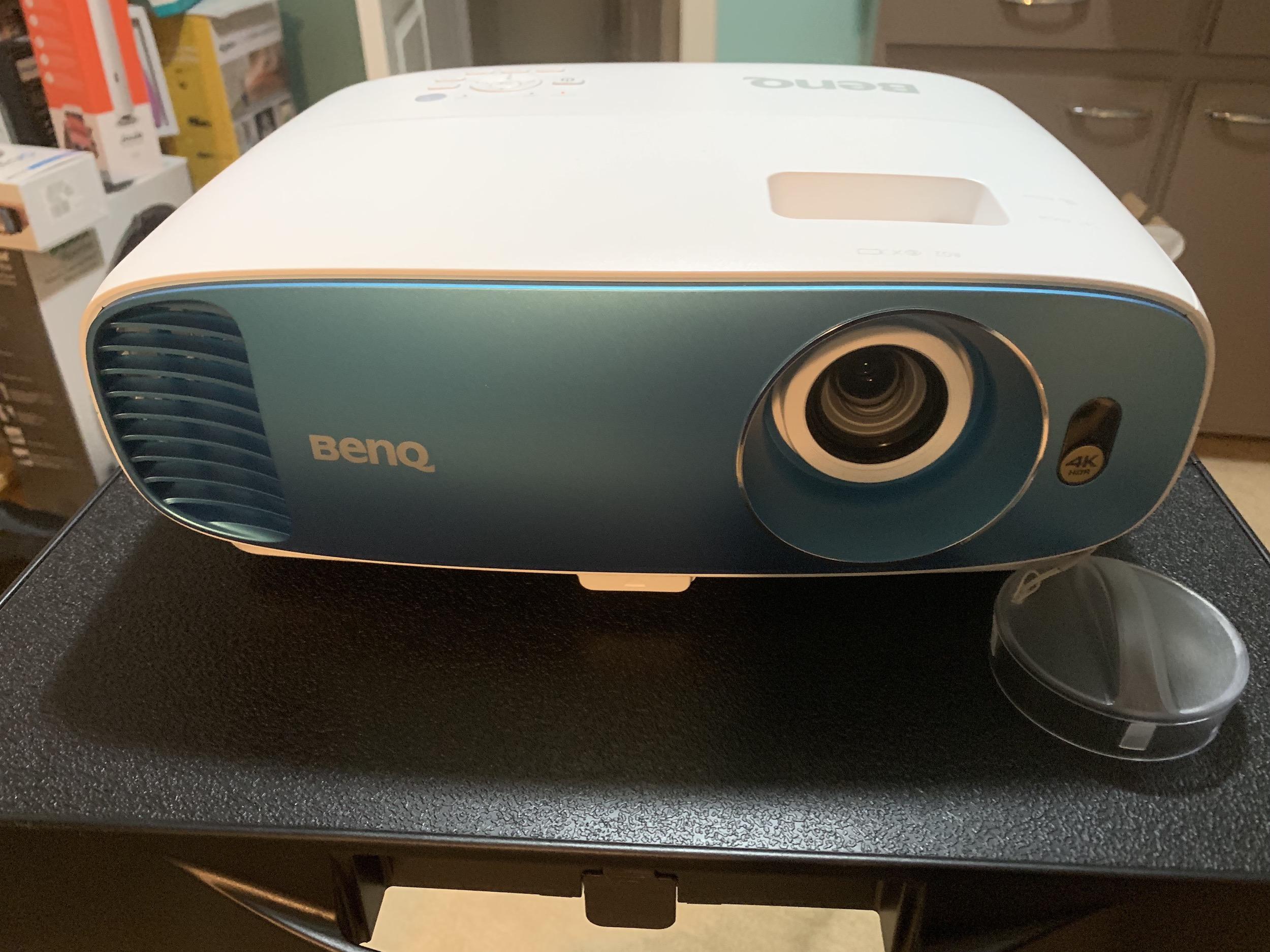 BenQ TK 800