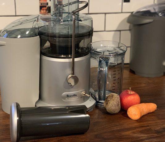 Breville Juice Fountain Plus Review