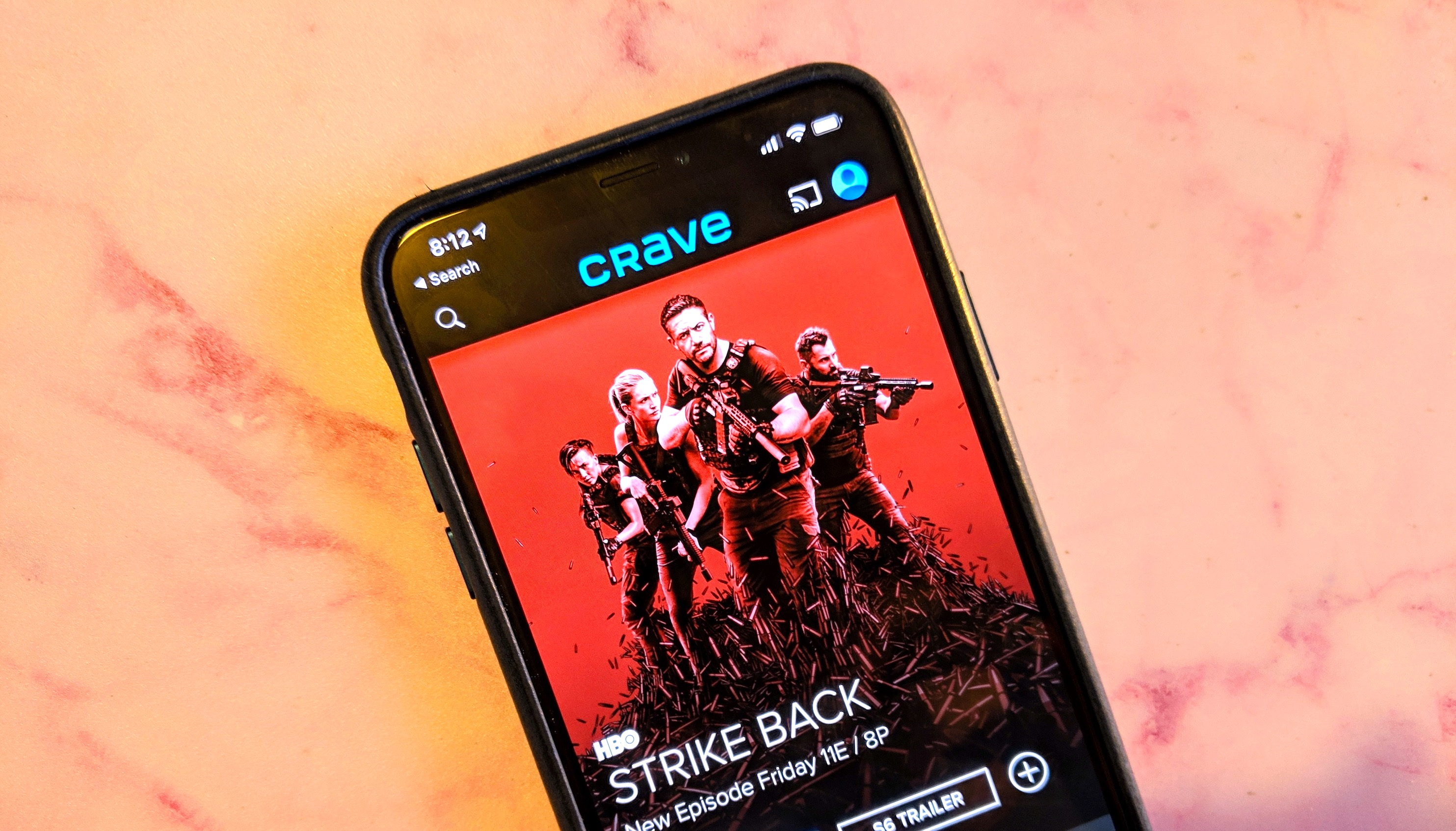 crave tv straming app