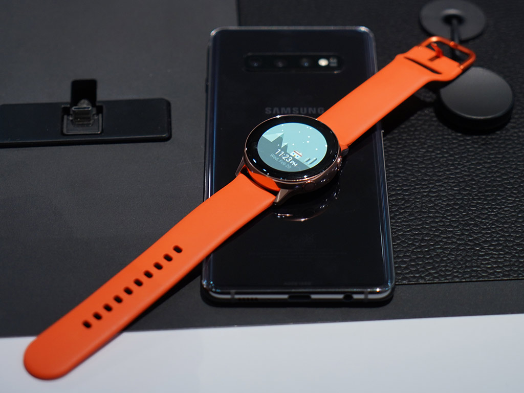 Galaxy Watch Active 40mm Smartwatch