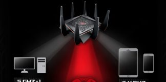 improve PC gaming with a gaming router