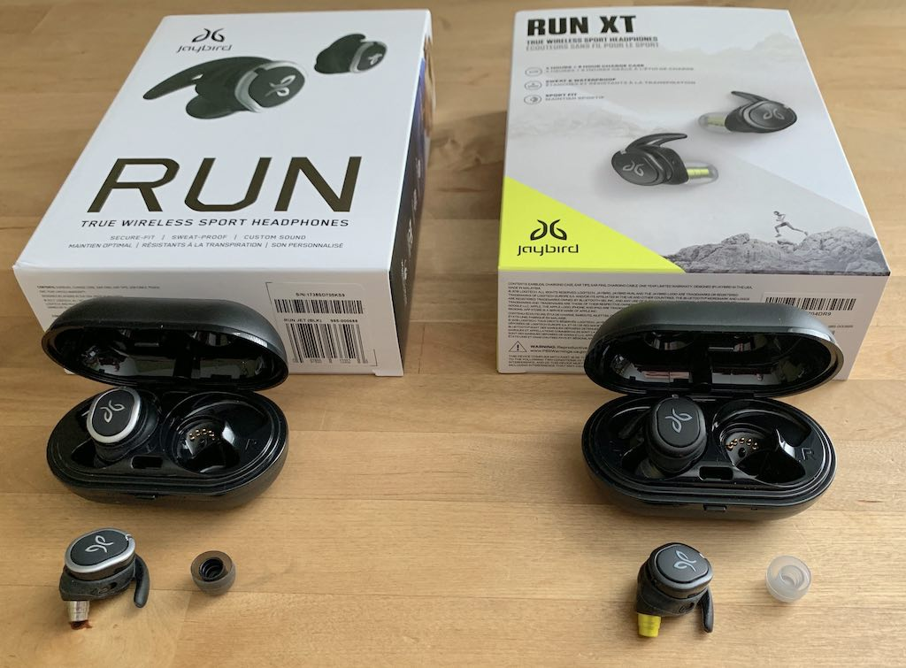 Jaybird RUN XT review