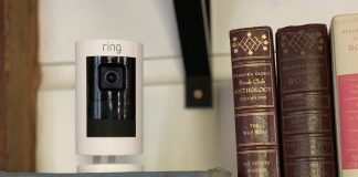 Ring Stick Up Cam Battery Review