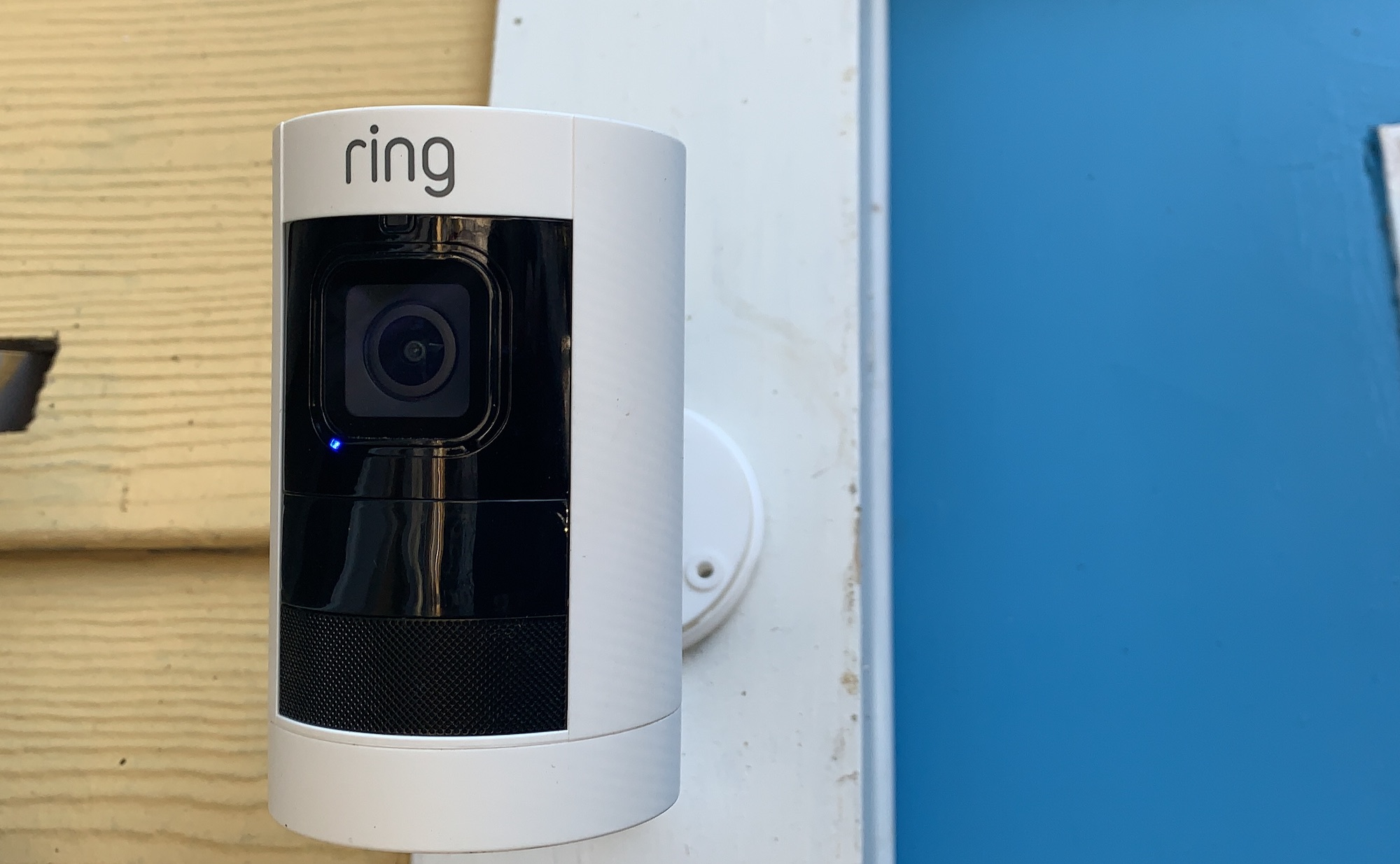Ring Stickup Cam Battery Review