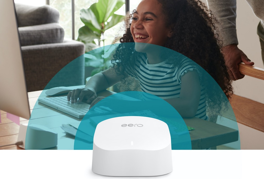 Wi-Fi 6 mesh router