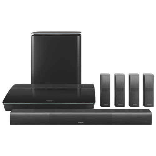 Bose all in one home theatre audio solution
