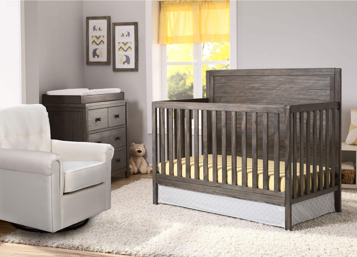 bundle baby gear - delta children cambridge nursery package