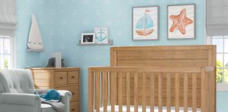 bundle baby gear - delta crib package